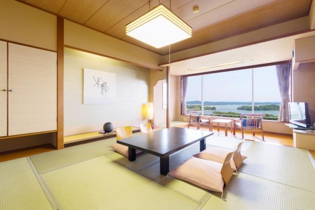 松風閣 海側和室